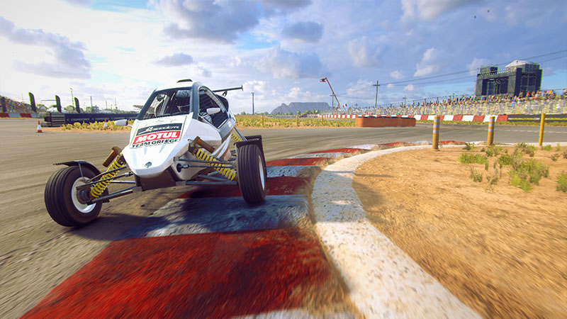 Speedcar VR-Attack by RallyDiaries & DiRT Hellenic community